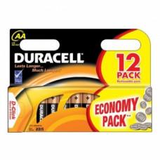 """Батарейки """"Duracell"""" AA уп. 12 шт"""