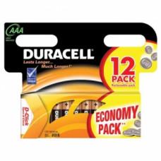 """Батарейки """"Duracell"""" AAA уп. 12 шт"""