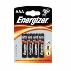 Батарейки Energizer AAA уп. 4 шт.