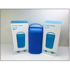 Колонка Mp3 S19 Bluetooth
