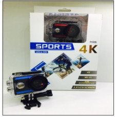 ACTION CAMERA H26 WiFi 4K