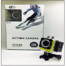 ACTION CAMERA M10 WiFi 4K