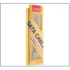 Кабель USB LDNIO LS-08 Micro USB 1000mm