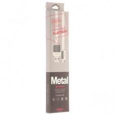 Кабель USB REMAX RC-044m Micro USB METAL 1000mm