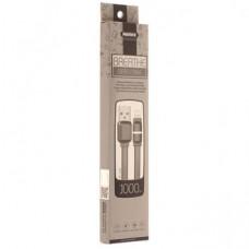 Кабель USB REMAX RC-029i i6 Apple Breathe 1000mm (LED)