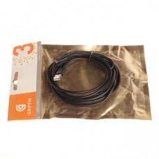 Кабель USB Griffin I6 3m пакетик