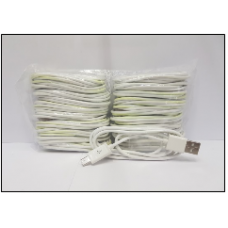 Кабель USB Дешевый Micro USB зеленый