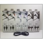 Кабель USB REMAX (дешевый) RC-050m Micro USB LESU 1000mm