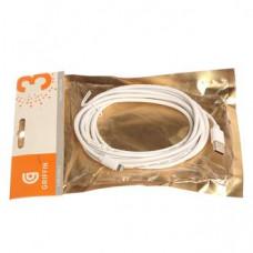 Кабель USB Griffin Micro USB 3m пакетик