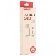 Кабель USB REMAX RC-007i i6 Apple Fast Charging 1000mm (1)