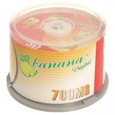 Оптический диск BANAN CD-RW