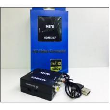 Адаптер Converter HDMI to 3 rca
