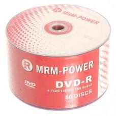 Оптический диск MRM DVD-R 4,7GB