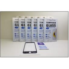 Стекло 4D iPhone ip6 в Упаковке GOLD