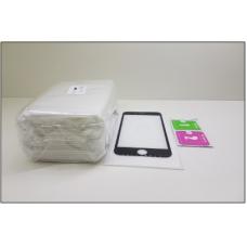 Стекло 4D iPhone ip6 в Техпакете Black-White