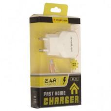 СЗУ Afka-Tech AF-711 Micro USB 2,4A 2USB