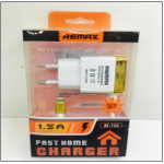 СЗУ REMAX AF-733 Micro USB 1,5A+1USB