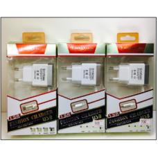 СЗУ Afka-Tech GLX AF-11 Micro USB 1A+1USB