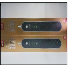 Сетевой фильтр SC3301 1,6m+3USB port