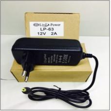 Блок LP-63 12V/2A=2A 4,0*1,7