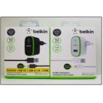 СЗУ Belkin F8J052 10W-I5 1,2m 2,1A 1USB
