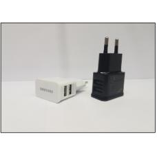 Сетевой блочок U90-7100 2A=2A 1USB Samsung black&white