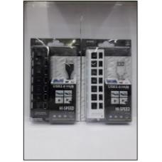 USB HUB JC-701 7USB Ports 1.1 с переключателем