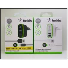 СЗУ Belkin F8J053 10W-I5 1,2m 2,1A 2USB